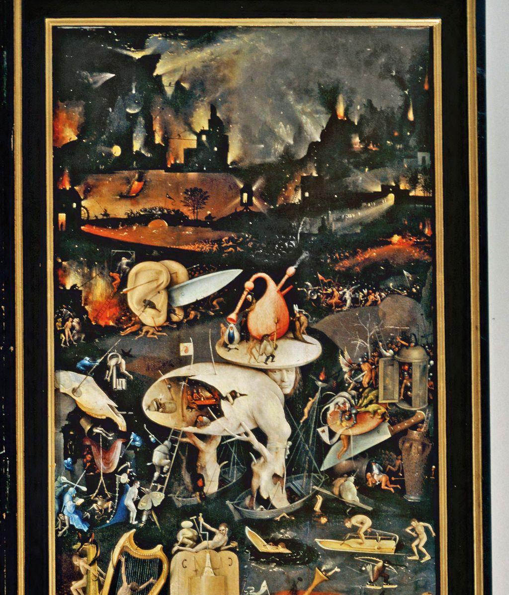 Los cuadros que Iker Jimenez analizará en su visita al Museo del Prado