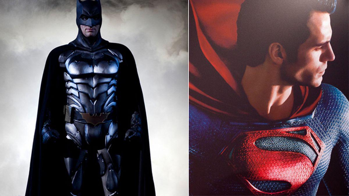 El bombazo de la Comic Con: Warner juntará a Superman y Batman en la misma película