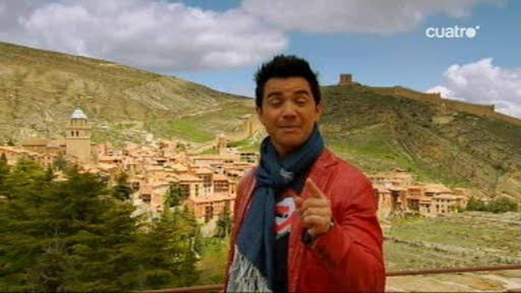El pueblo rojo de Albarracín