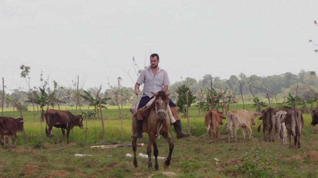 El vaquero del paraíso