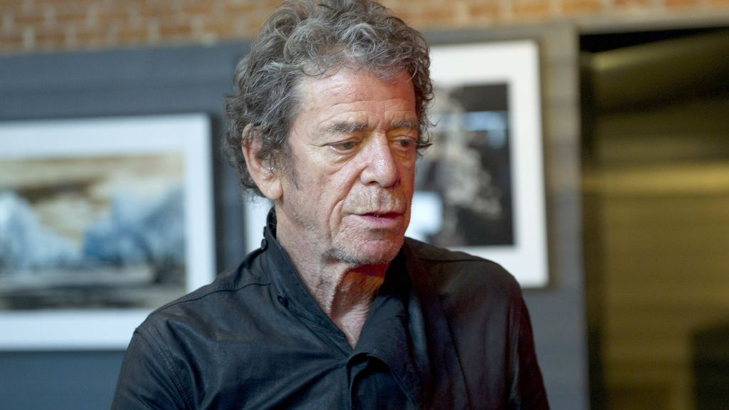 Muere Lou Reed