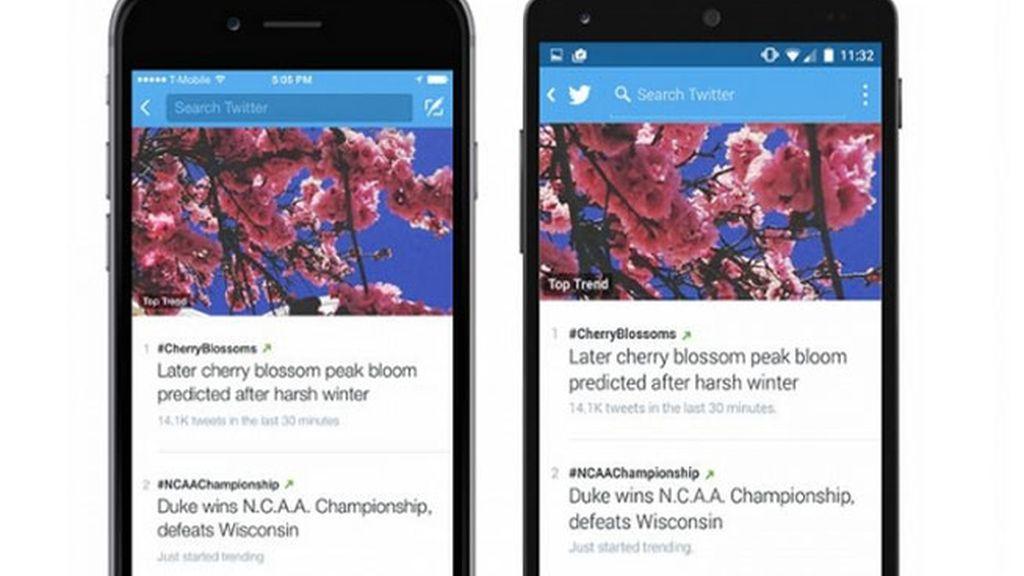 #descubre,Twitter,pestaña descubre,red social,