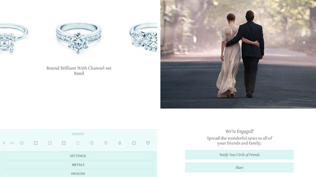Una app y un anillo: Pedidas de mano 2.0