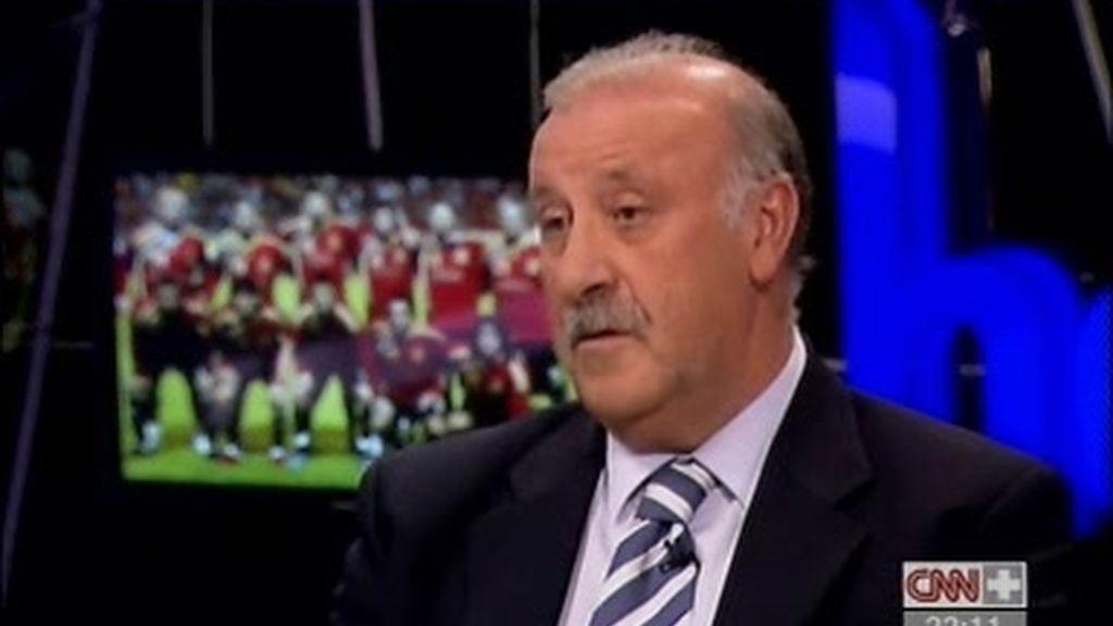Iñaki Gabilondo entrevista a Vicente Del Bosque (1 de 5)