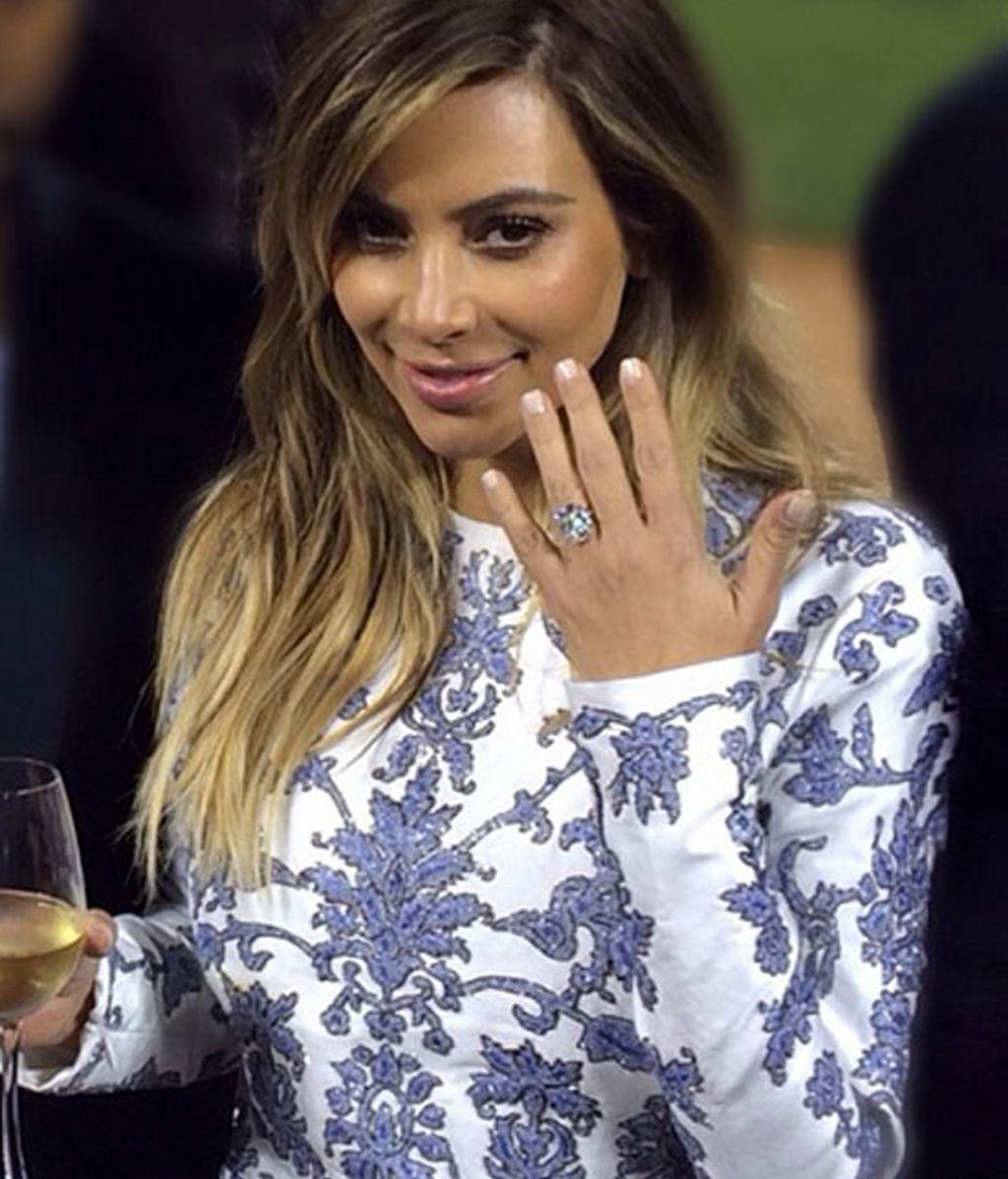 Kim Kardashian se casa