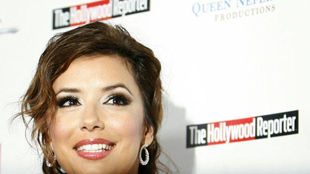 La actriz, guapa y sensible