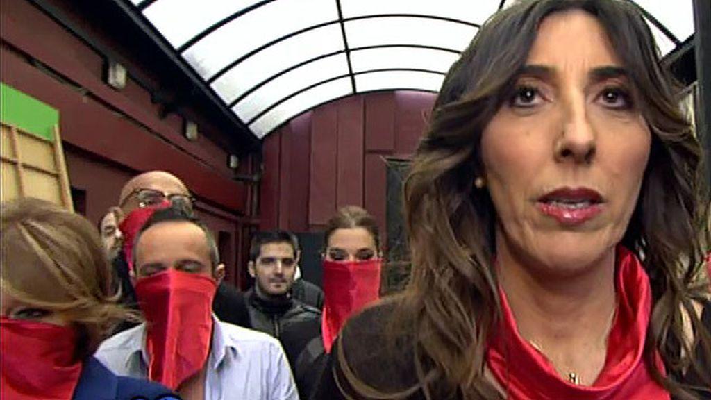 """Paz Padilla: """"Nosotros no robamos, nosotros okupamos"""""""