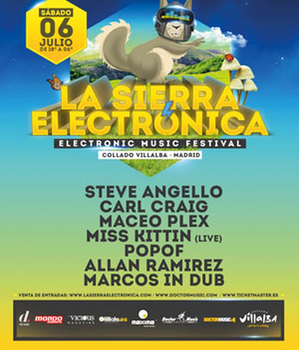 Nace 'La sierra electrónica' un nuevo festival de música