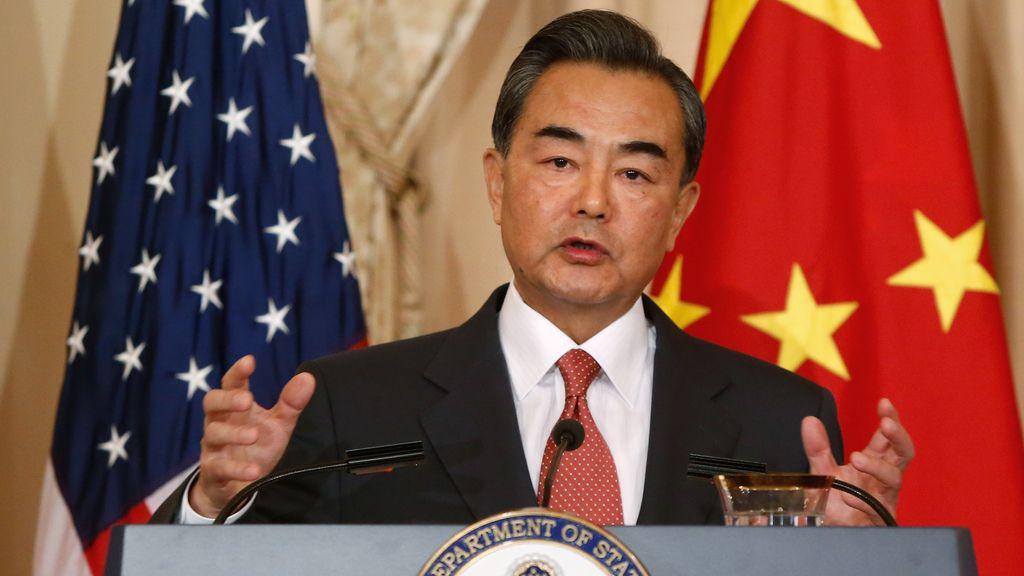 Wang Yi en Estados Unidos