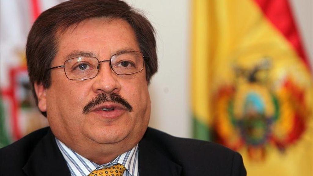 El secretario general del organismo regional, Adalid Contreras, señaló que los flujos comerciales de 2010 y las previsiones de 2011 confirman la importancia que el mercado andino ha ido adquiriendo para los países miembros. EFE/Archivo