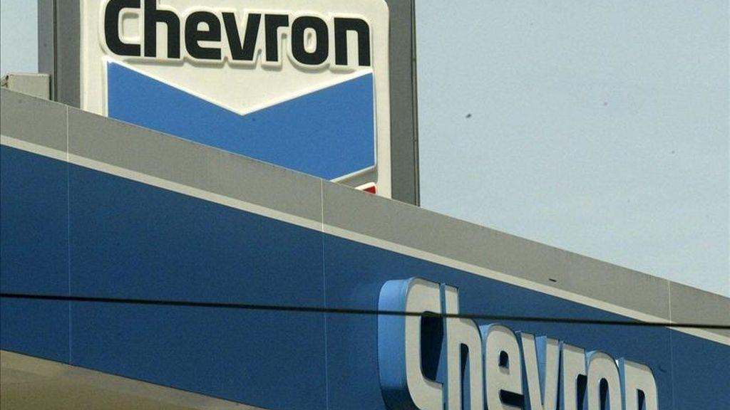 Chevron está sometida a un juicio por daño ambiental en la corte de la provincia amazónica de Sucumbíos (noreste), acusada por supuestos graves daños ambientales causados durante el periodo en el que operó en el país. EFE/Archivo