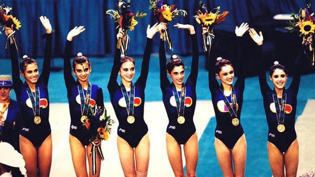 Atlanta 1996: Gimnasia rítmica por equipos