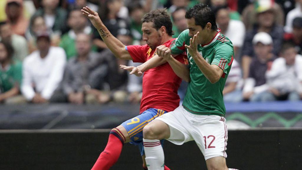Santi Cazorla vuelve a la lista de Del Bosque