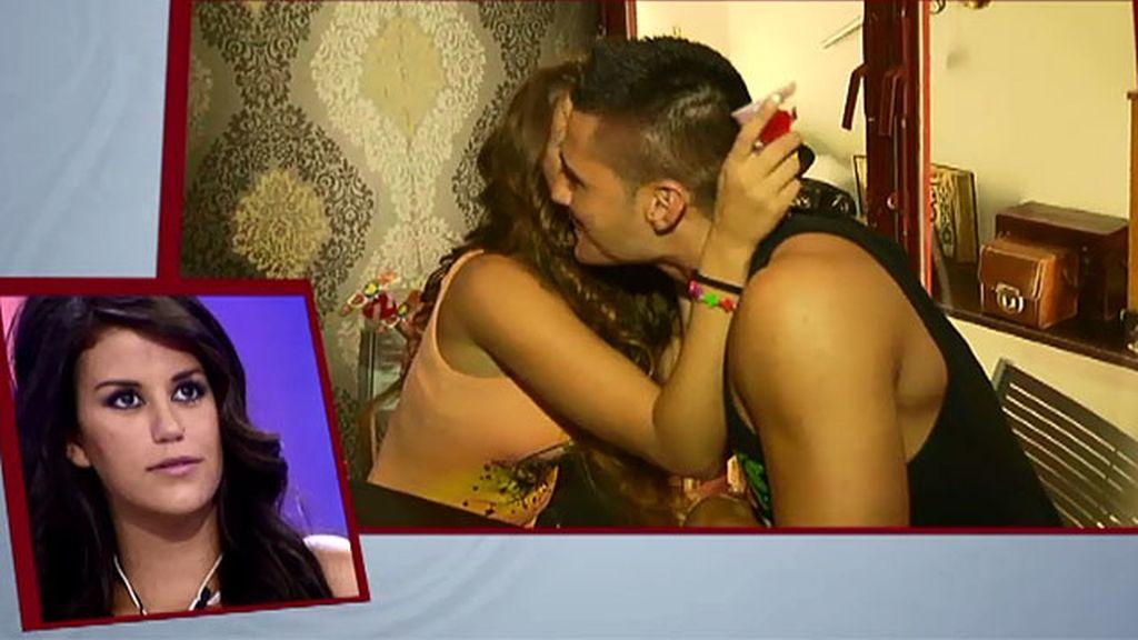 La cita de Ángel con Lola decepciona a Andrea