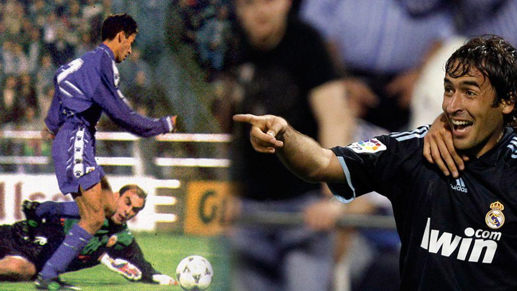 La historia de Raúl en Zaragoza: del debut con derrota, al último gol con el Real Madrid (16/10/2015)
