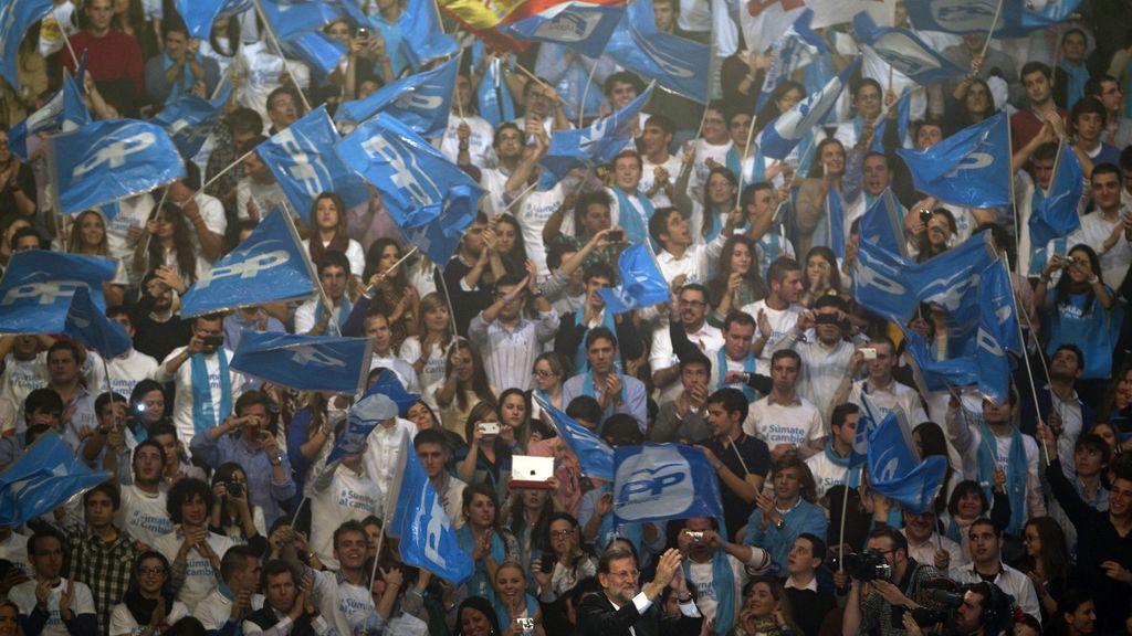 Mitín Mariano Rajoy