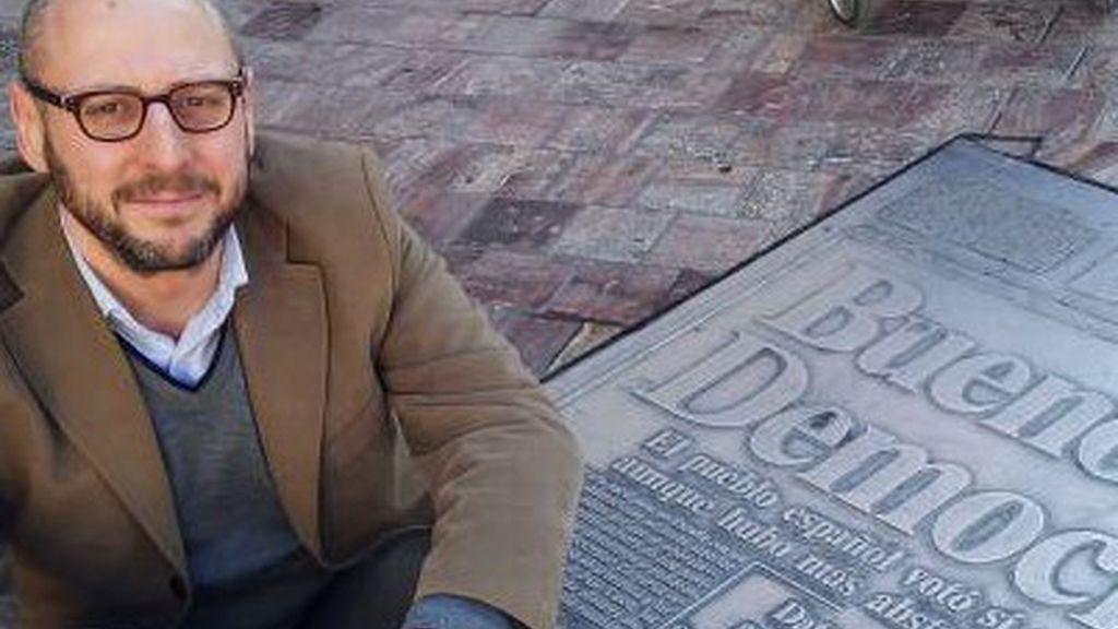 David Martínez, periodismo, comunicación