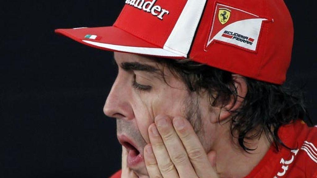 Fernando, mala cara