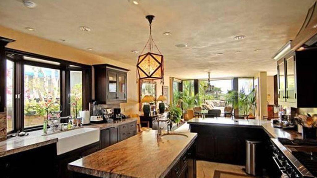Goldie Hawn y Kurt Russell venden su casa