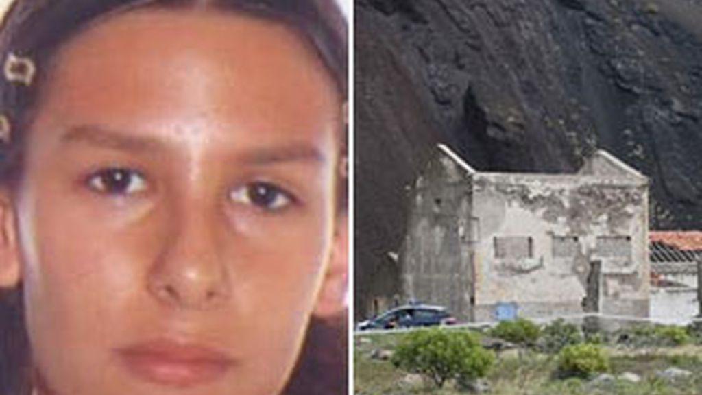 Intentan recuperar unos restos óseos que podrían ser de Sara Morales. Video: Informativos Telecinco