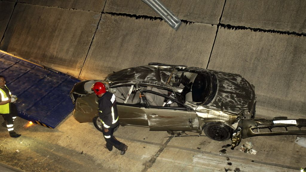 Tres personas de una misma familia mueren en un accidente de tráfico en la provincia de Salamanca