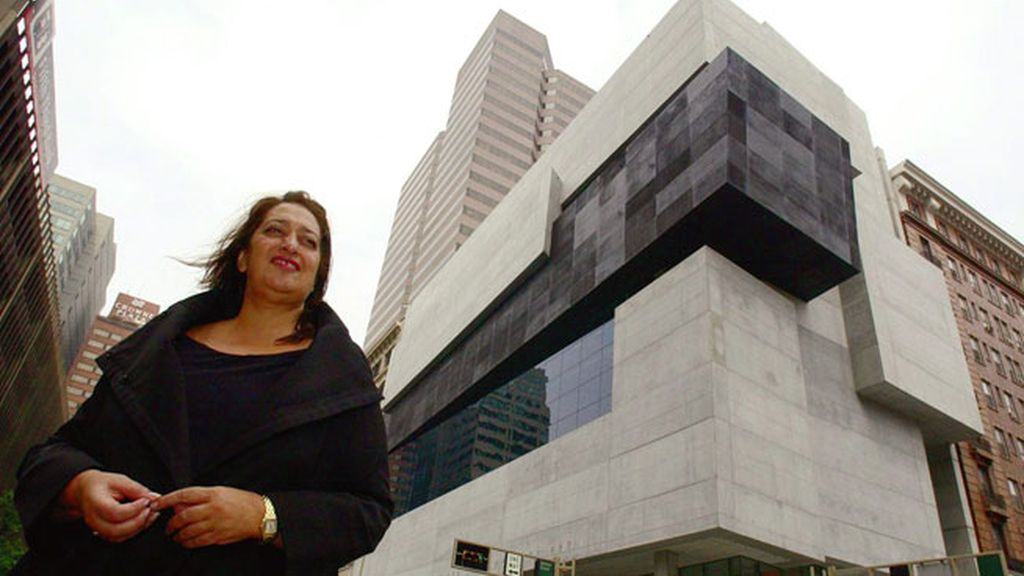 Muere la arquitecta Zaha Hadid, la primera mujer premiada con el Pritzker