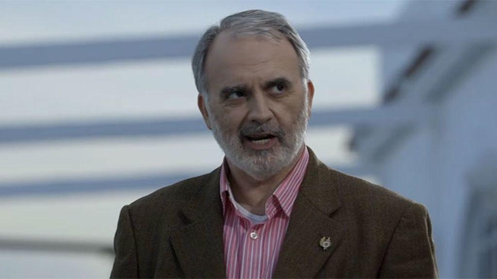 Luis Romero, periodista de Algeciras