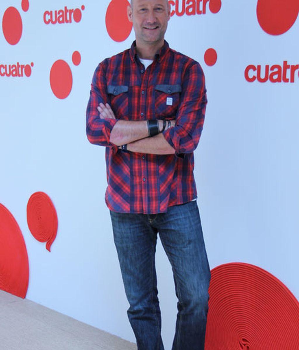 Pedro García Aguado presentará una nueva edición de 'Hermano Mayor'