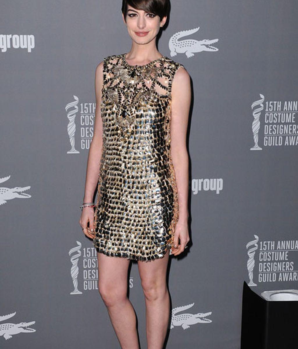 Anne Hathaway, detalles que marcan la diferencia