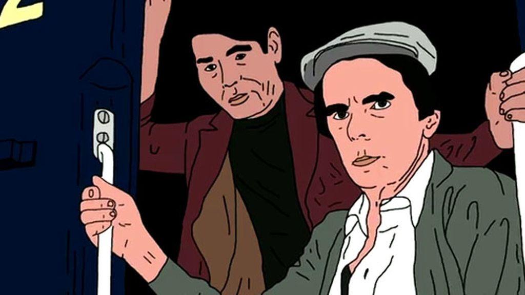 Las ilustraciones del vídeoclip 'Ratonera', de Amaral