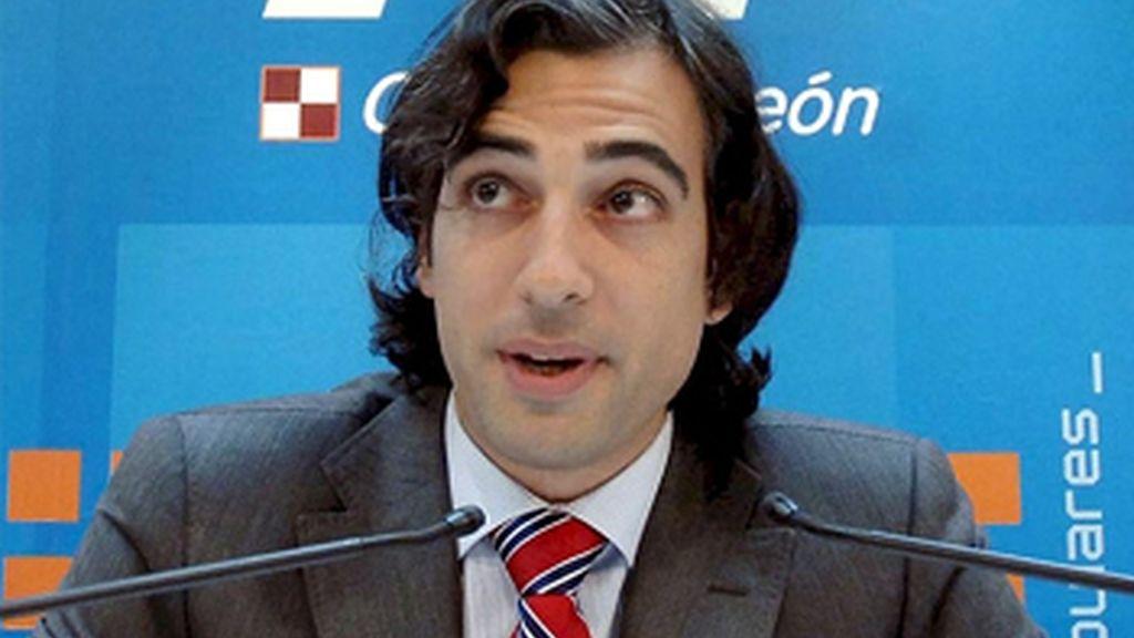 Fallece el secretario del PP de Valladolid al caerle una piedra en la cabeza