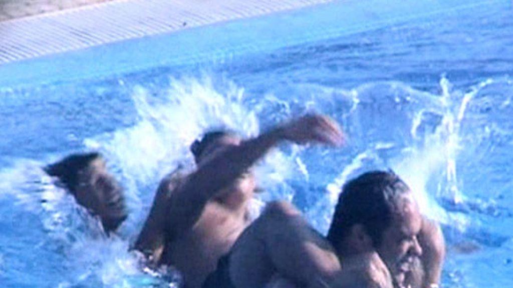 Las fotos nunca vistas de las vacaciones del clan 'Pantoja' en Portugal