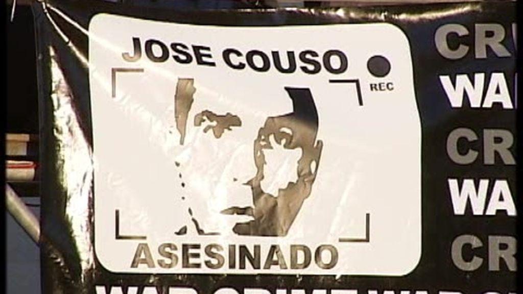 Justicia para Couso