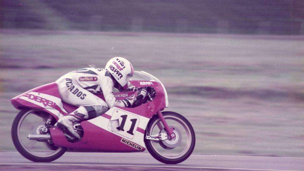 Aspar Holanda 1984