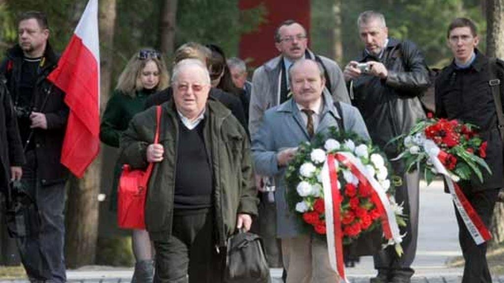 Reacción del pueblo polaco
