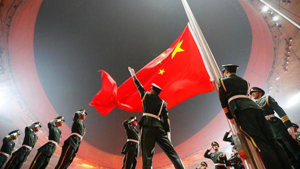 Ceremonia de apertura de los JJOO de Pekín 2008