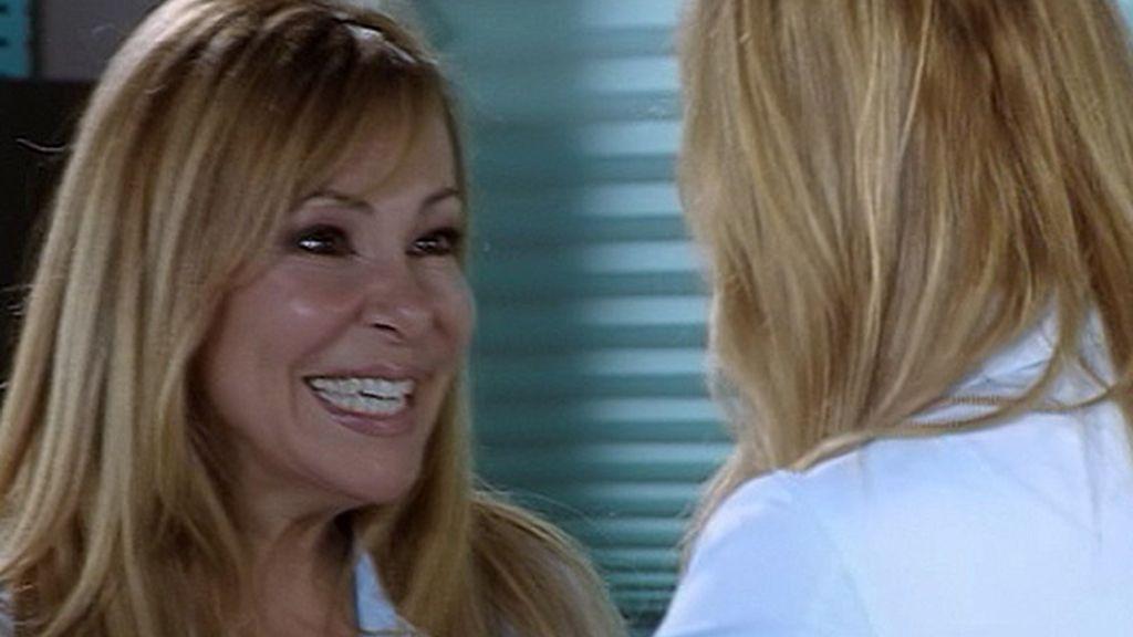 Ana Obregón debuta en Hospital Central