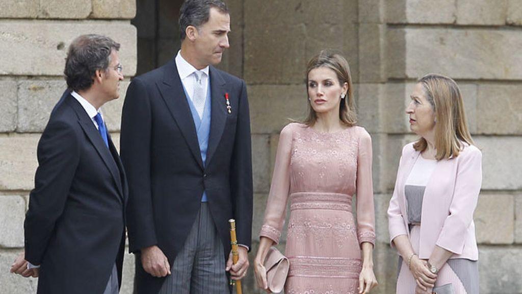Los reyes presiden el Día del Apóstol Santiago
