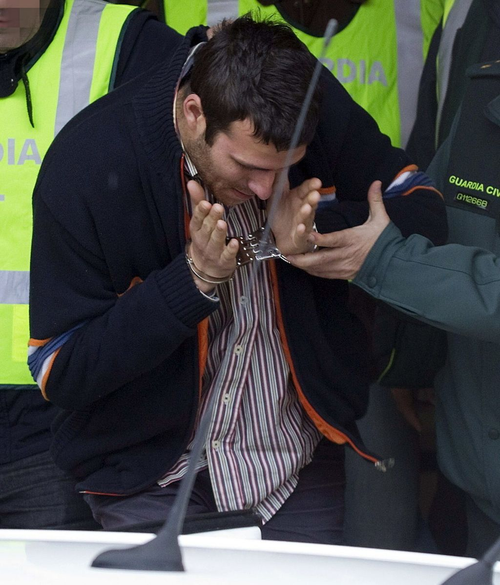 El detenido por la muerte del Alejandro, el niño de Málaga