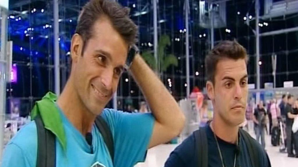 Javier y David