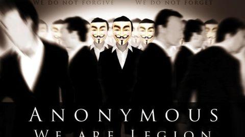Anonymous ataca PayPal y roba 28 000 contraseñas de usuarios