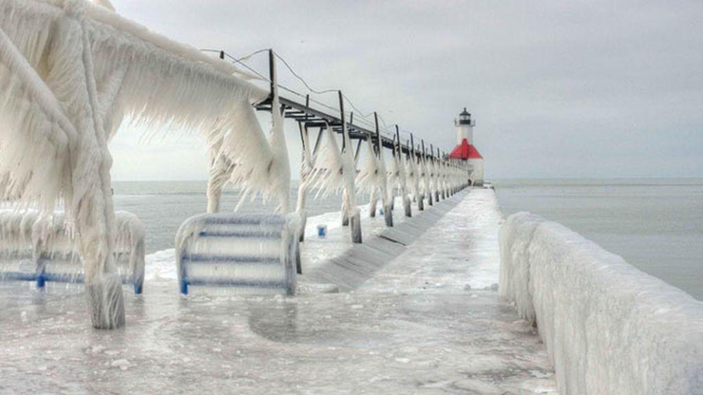 La tempestad de nieve que congela a EEUU, en imágenes