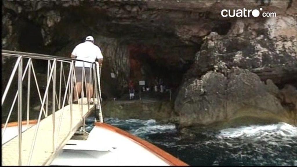 Cerdeña: La gruta de Neptuno