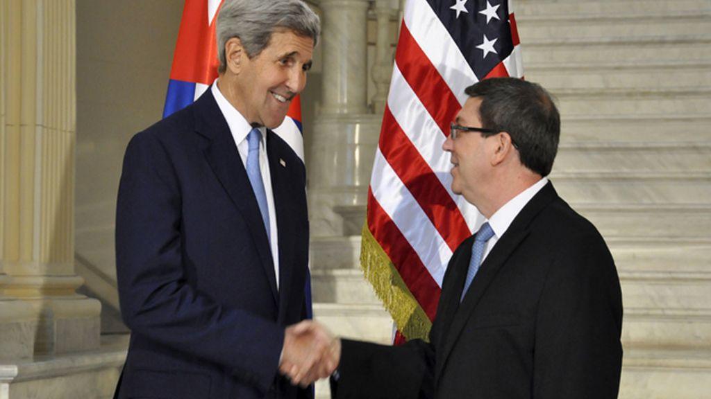 """Cuba y EEUU acuerdan crear una comisión bilateral para resolver los """"temas pendientes"""""""