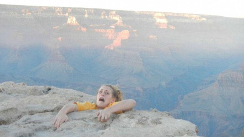 Las peores fotos de vacaciones