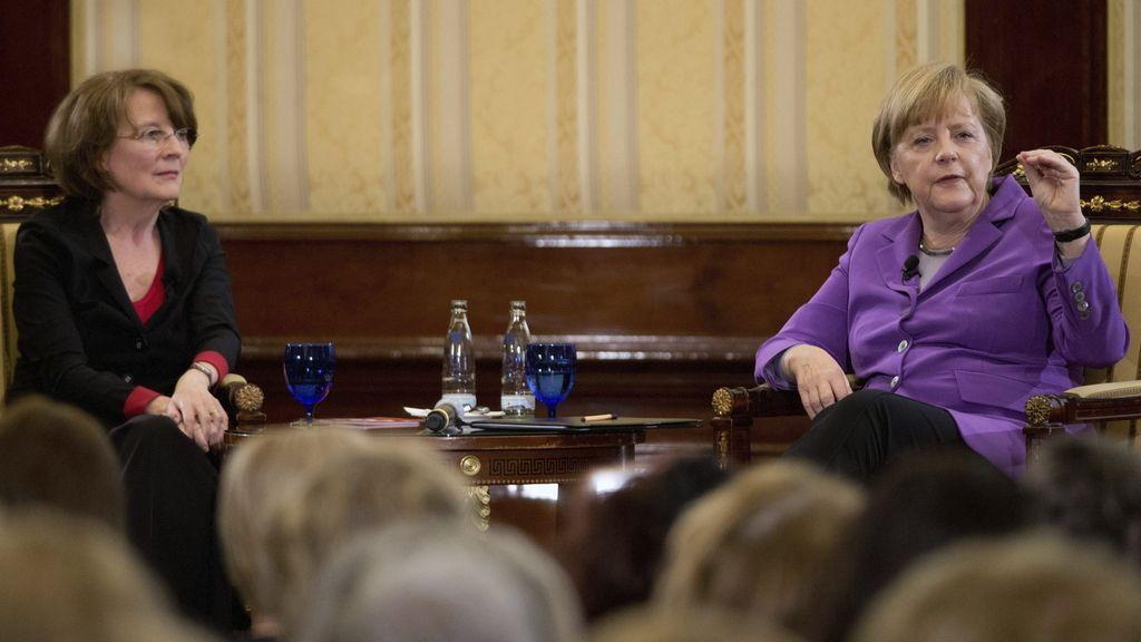 Merkel. Foto: EFE