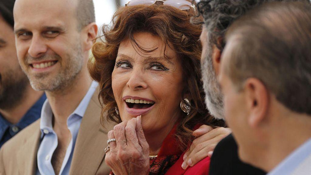 Los magníficos 80 de Sofia Loren