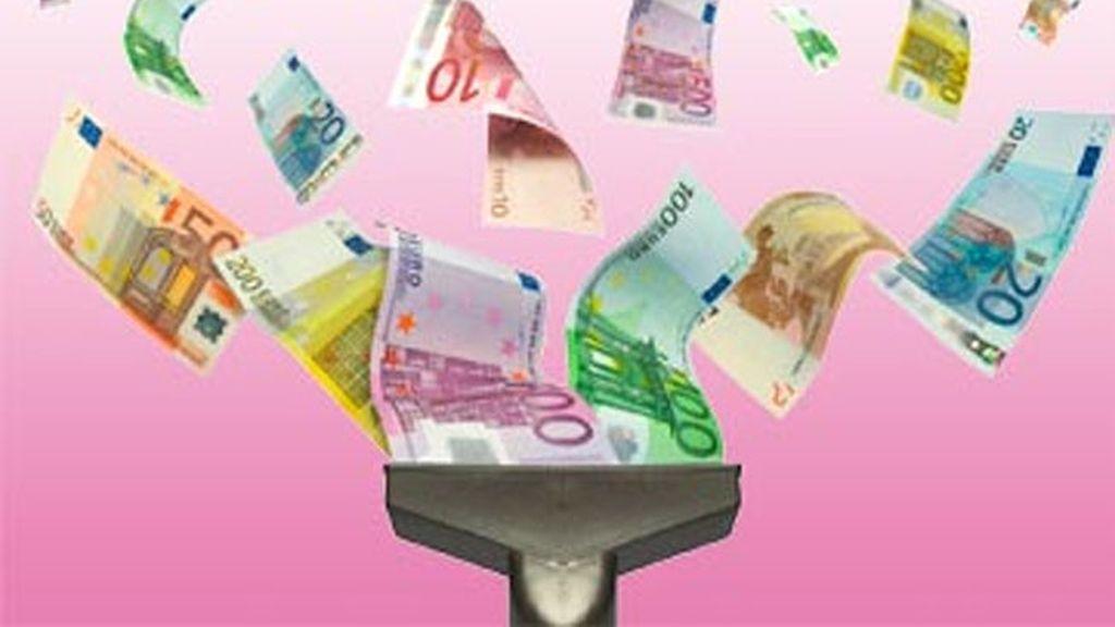 Roban unos 3.000 euros de un cajero automático con una aspiradora