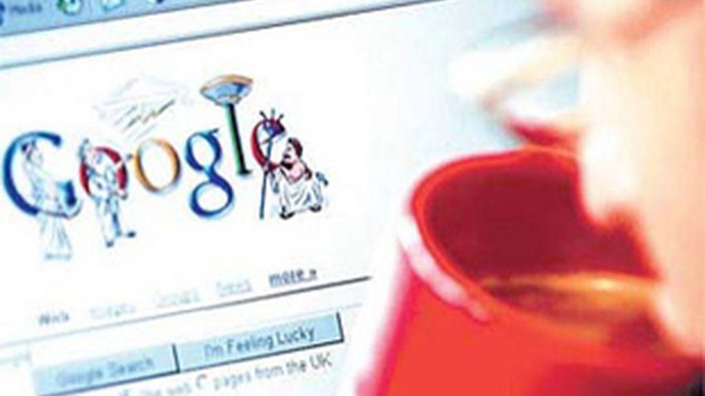 A los usuarios se les recomienda no comer delante del ordenador, para evitar exposiciones excesivamente largas a Internet.