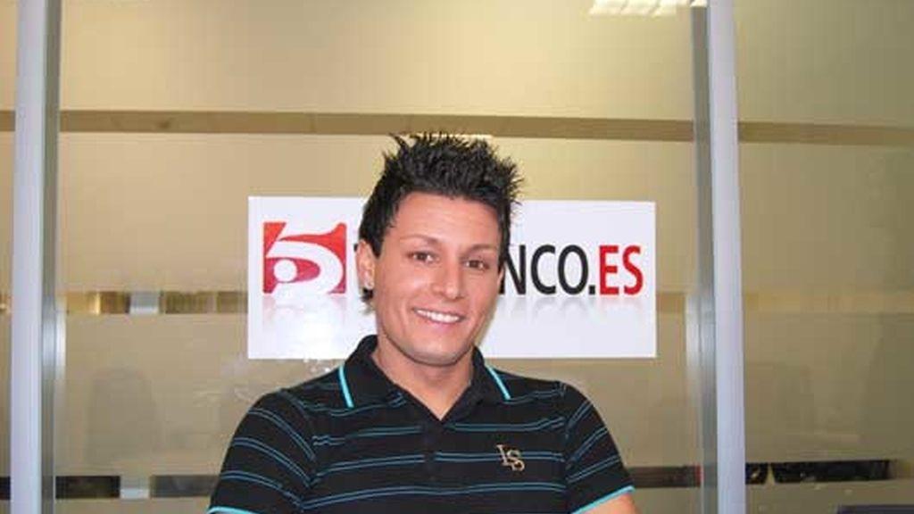 Julito visita telecinco.es